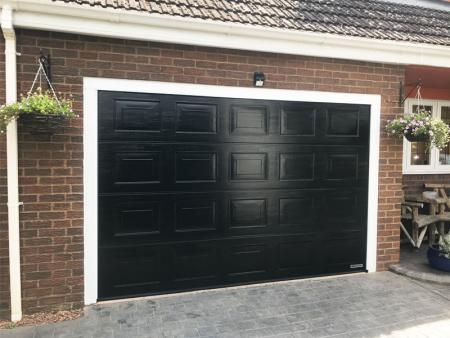 Photo Gallery For Sectional Garage Doors Pictures Of