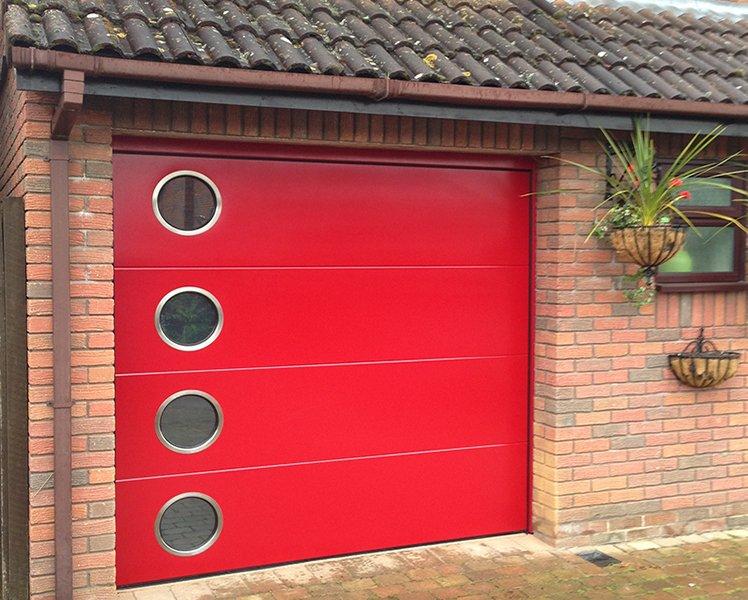 garage doors gallery