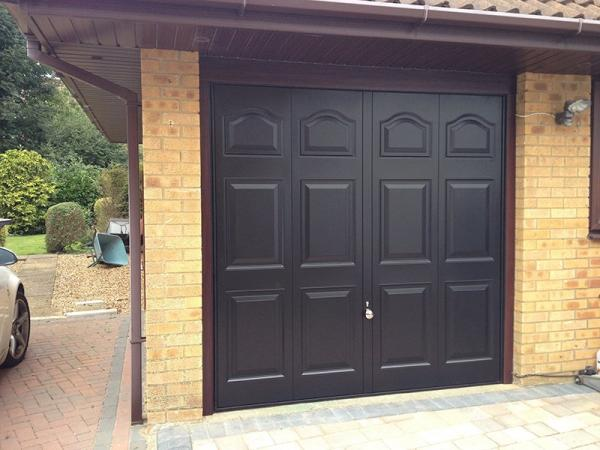 Hormann 2104 Marquess Hormann Up And Over Doors Steel