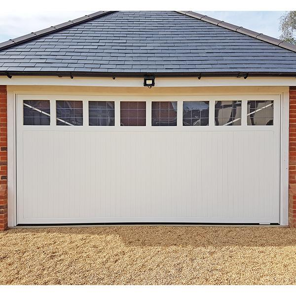 Light Up Your Garage Creatively: Hormann 2019 Garage Light Hormann Up And Over Doors Timber