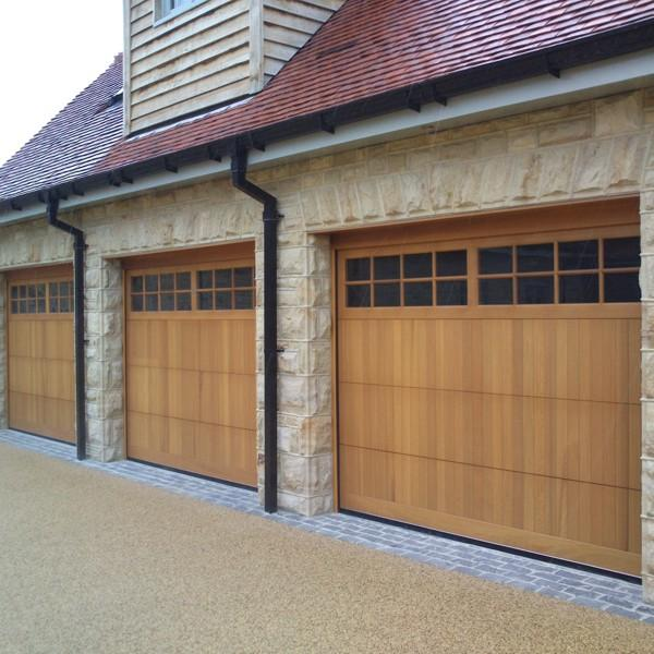 Cedar trent cedar door sectional doors timber cedarwood for Cedar wood garage doors price
