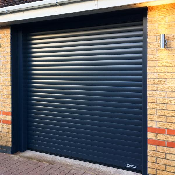 Hormann Rollmatic Hormann Roller Shutters Aluminium