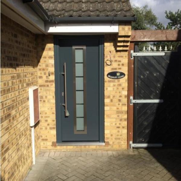hormann thermo46 700 entrance door hormann entrance doors steel the garage door centre. Black Bedroom Furniture Sets. Home Design Ideas