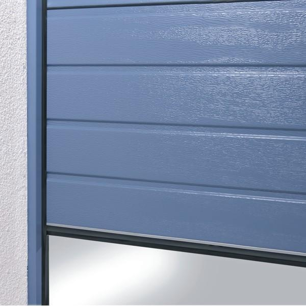 Carteck Standard Ribbed Carteck Sectional Doors Steel