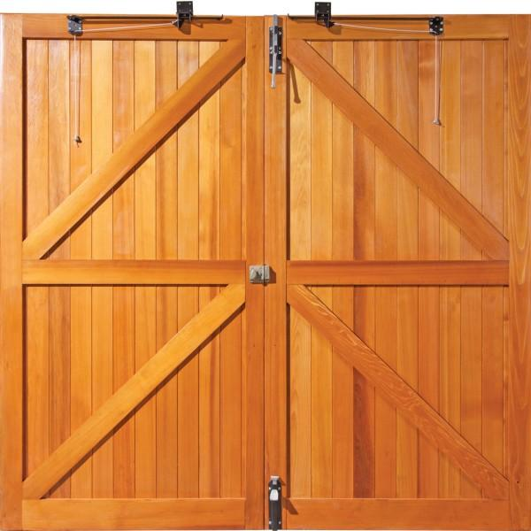 Woodrite York Coleshill Woodrite Side Hinged Timber-Cedarwood | The ...