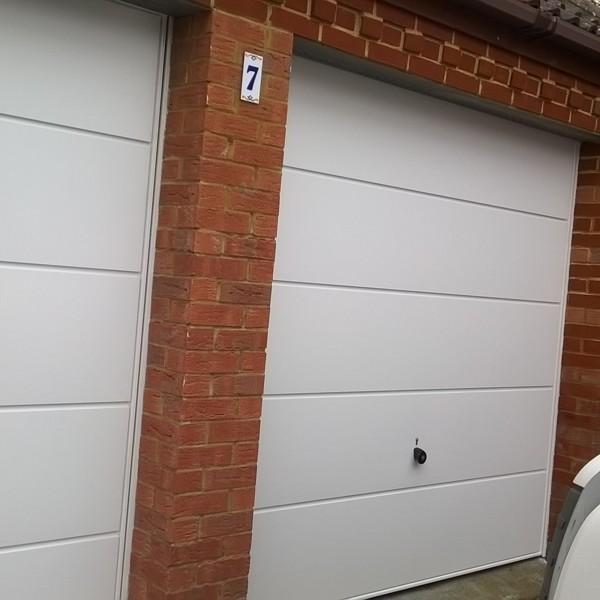 Hormann 2019 Garage Light: Hormann 2602 Finesse Hormann Up And Over Doors Steel