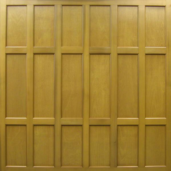 Cedar Door Ollerton Cedar Door Up And Over Doors Timber