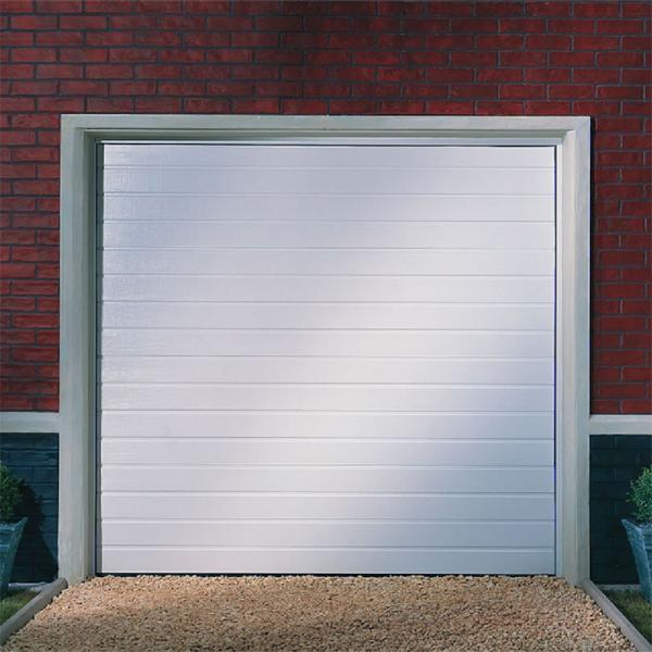 Garador Linear Small Garador Sectional Doors Steel The