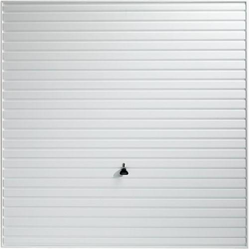 Garador guardian horizon garador up and over doors steel for Garage door materials