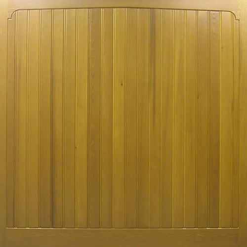 cedar door matlock vertical boarded border timber up and over garage door