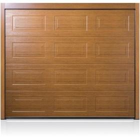 Carteck Georgian Panelled Carteck Sectional Doors Steel
