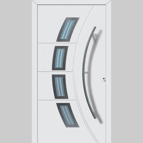 Hormann ThermoSafe Style 188 Entrance Door