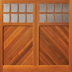 Bledlow by Woodrite (Timber Door)