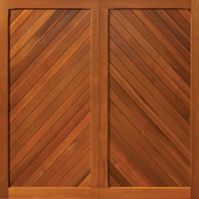 Burnham by Woodrite (Timber Door)