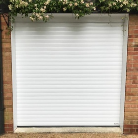 The Gliderol Insulated Roller Door