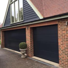 High Quality Sectional Garage Doors Darley Dale Hormann Garador