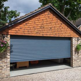 Vortex Roller Garage Door